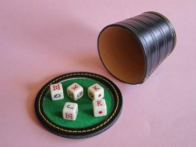 pokerreko dadoak