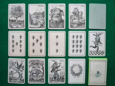 ganbio-rako karta-sorta