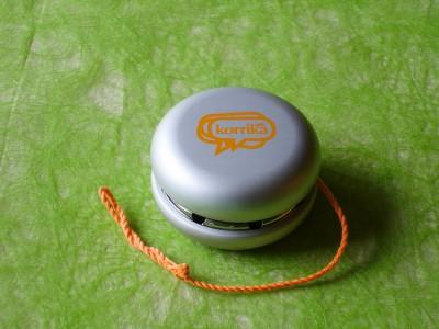 Korrikaren yo-yoa