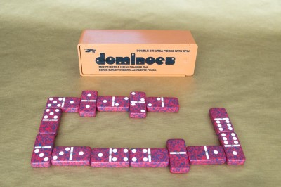 Albertinoren dominoa